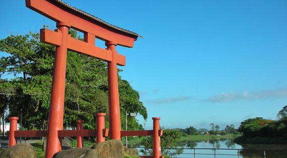 Desafio malla: onde fica esse torii?