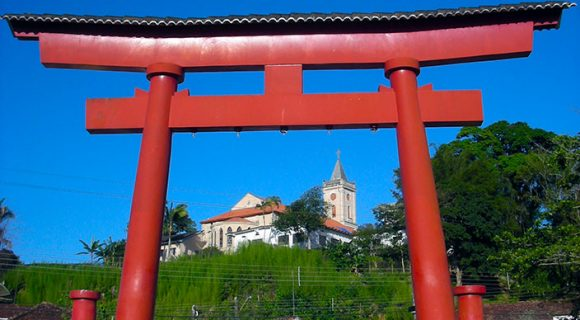 Resposta do desafio malla: o torii de Registro