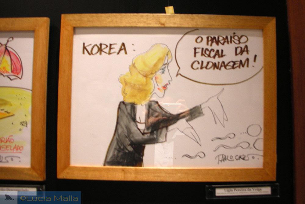 Cartoons do Paulo Caruso - Roda-Viva - TV Cultura