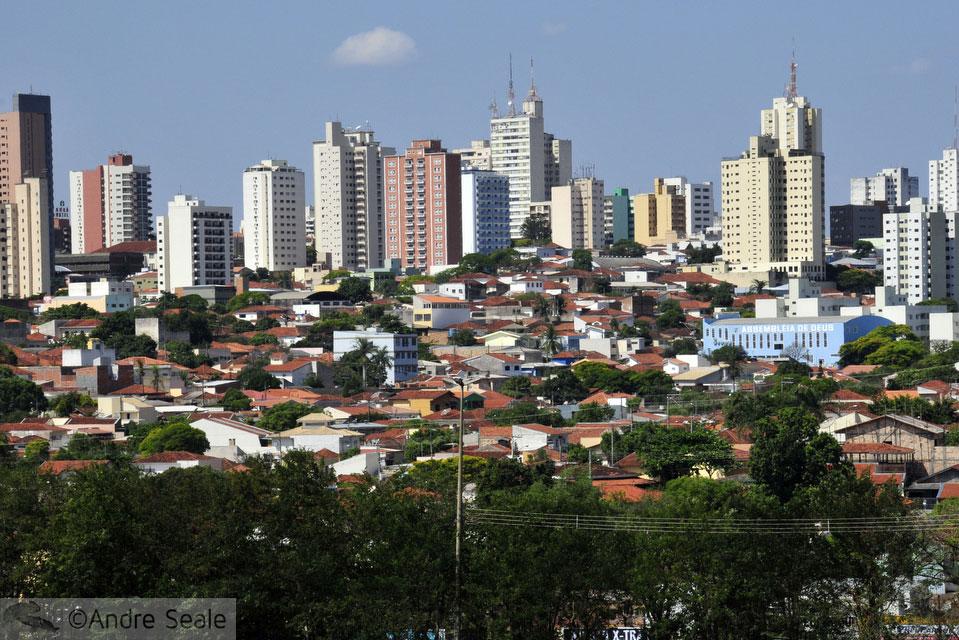 De São Paulo a Bonito - Presidente Prudente