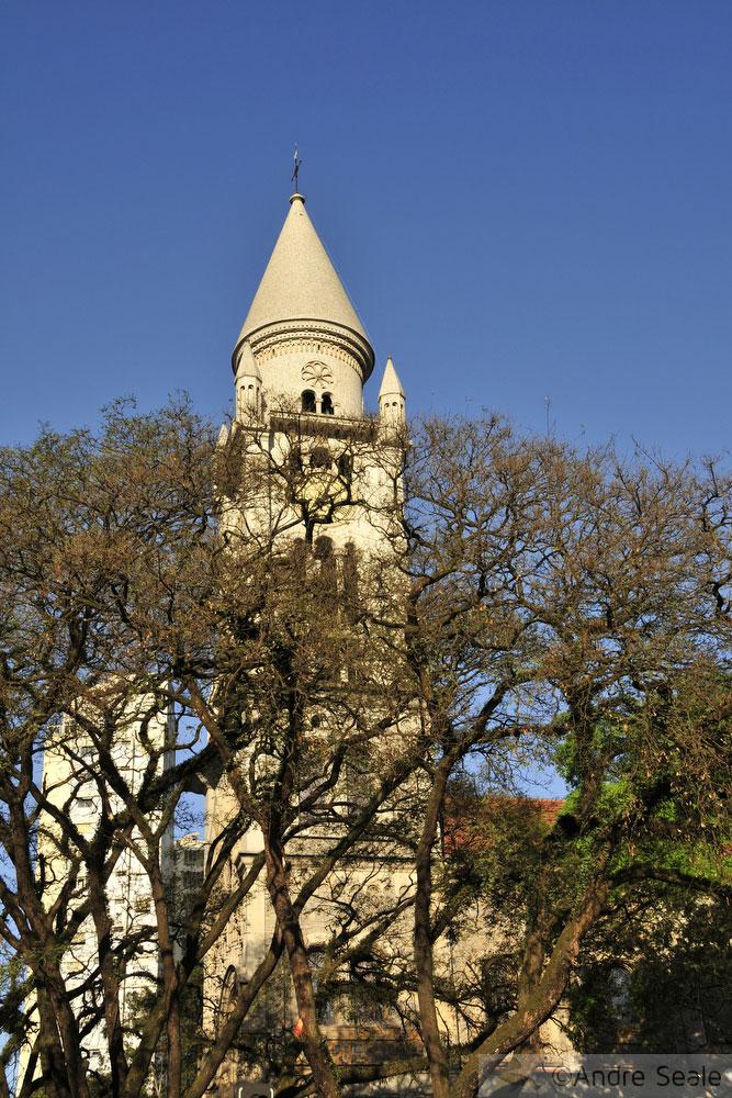 Igreja da Consolação em São Paulo