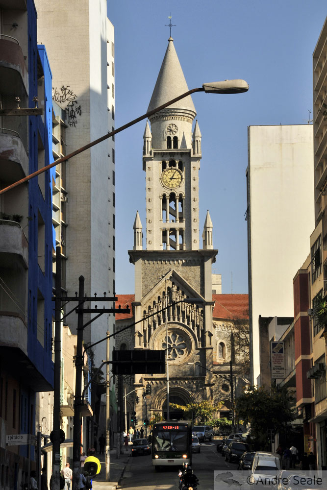 Igreja da Consolação - São Paulo
