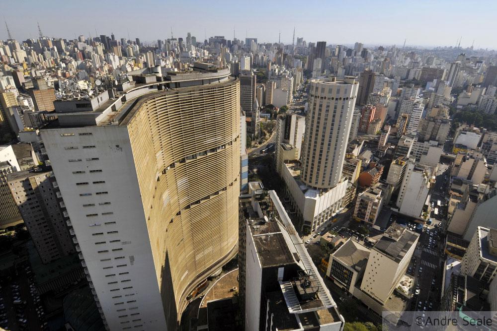 Edifício COPAN - São Paulo