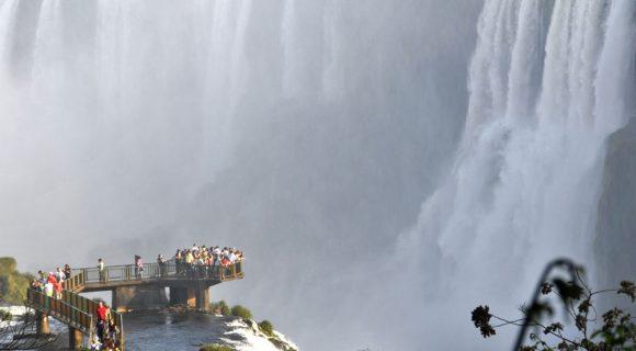 Cataratas do Iguaçu: o lado brasileiro