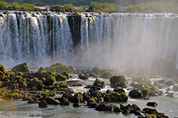 Cataratas do Iguaçu do lado brasileiro