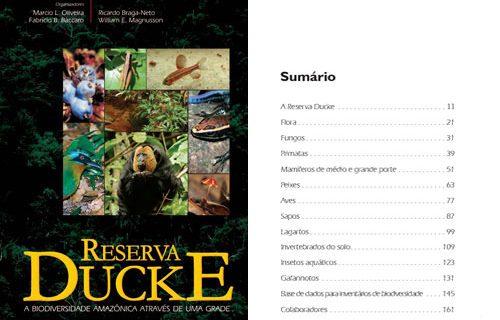 Reserva Ducke na Semana de Ciência e Tecnologia 2008