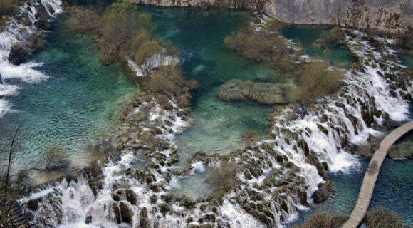 Parque Nacional Croata: Plitvicka Jezera
