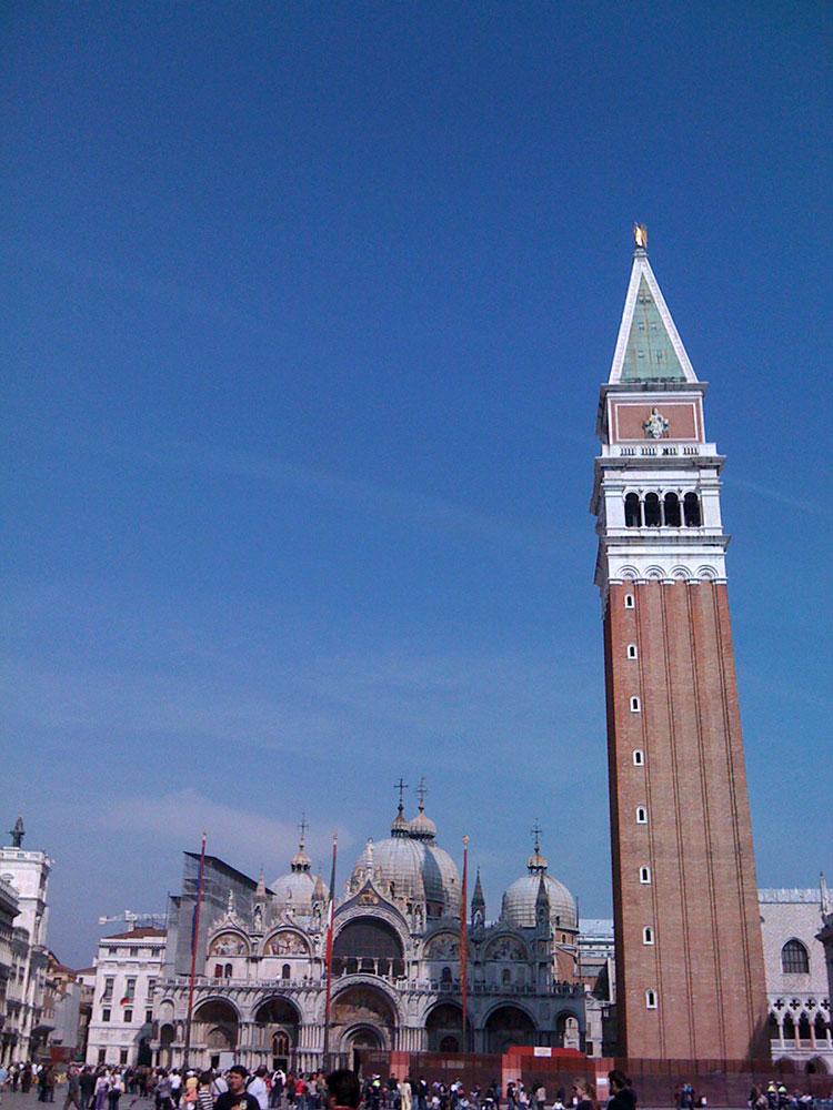 Igreja de São Marcos - Veneza - Itália