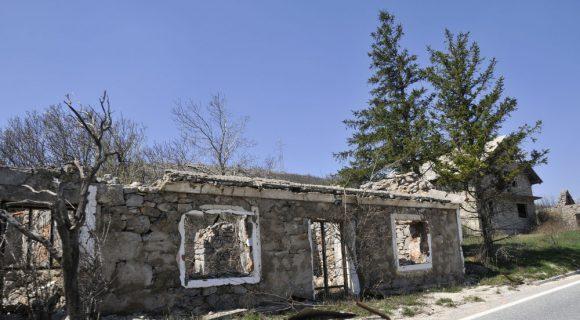 Interior da Croácia – No meio do caminho tinha uma pedra