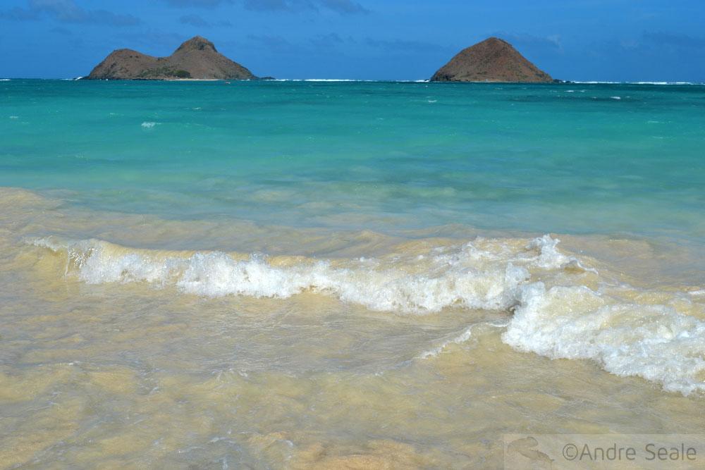 Melhores praias do Havaí - Lanikai