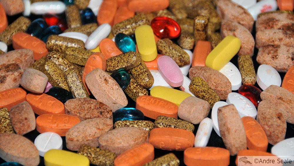Indústria farmacêutica - modo de usar