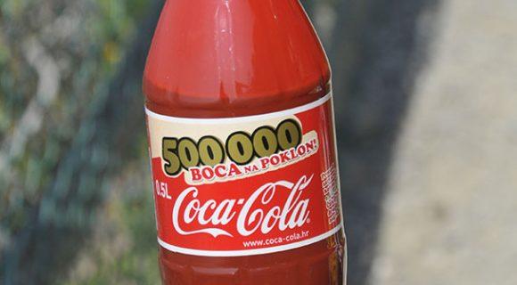 Vermelho coca-cola
