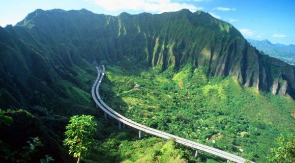 Caminhos havaianos