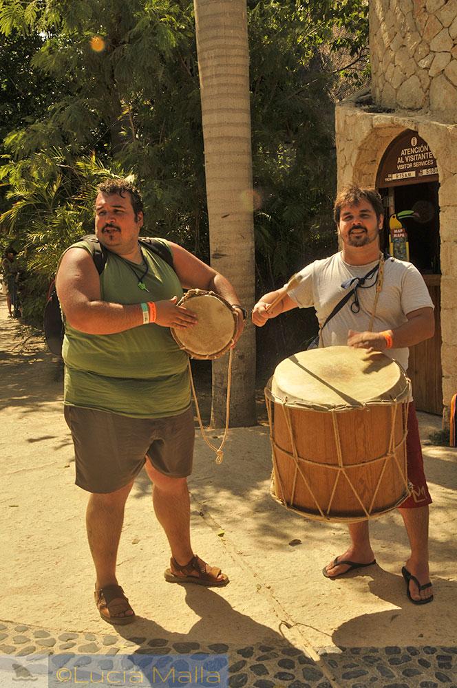 Blogueiros em Cancún - Pedro e Fábio