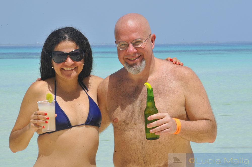 Blogueiros em Cancún - Malla e Riq