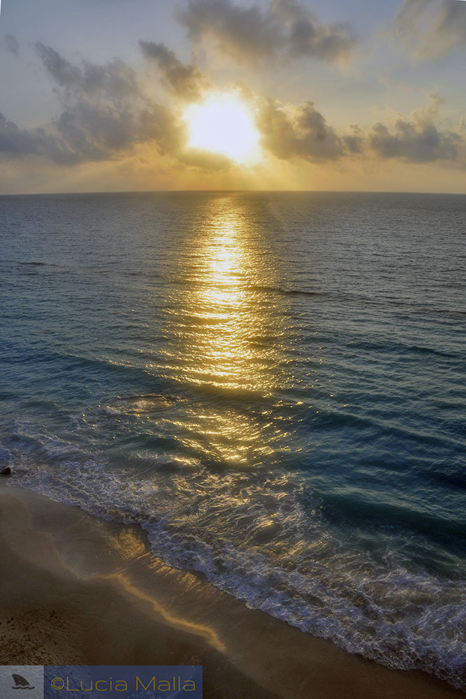 Amanhecer em Cancún - México