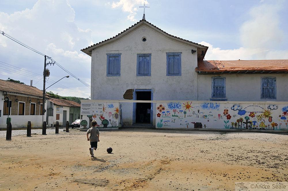 Desafio Malla - Igrejinha de Guararema