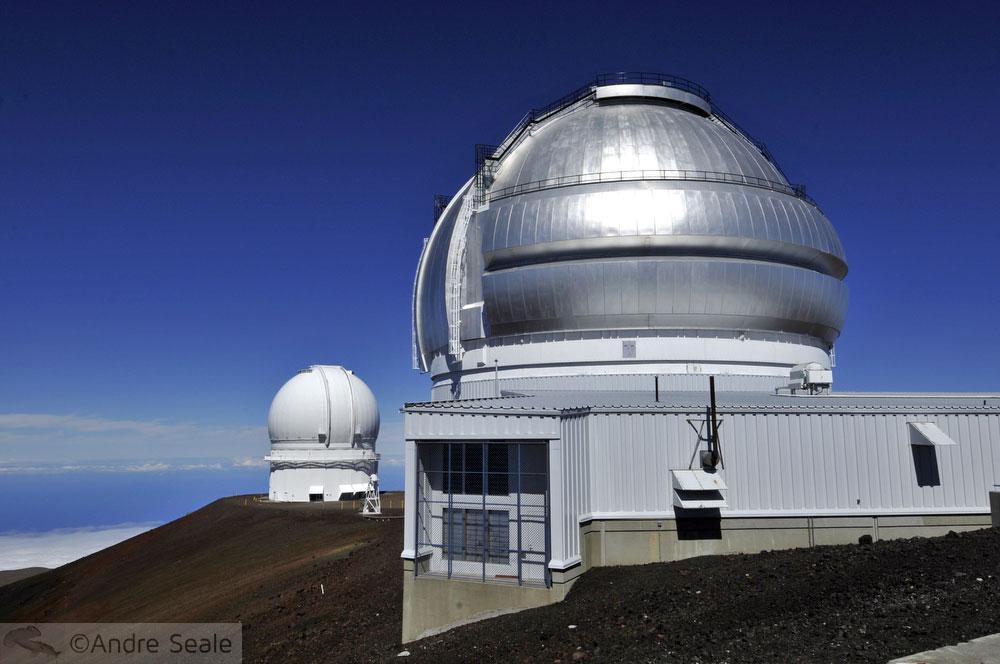 Telescópios - Mauna Kea