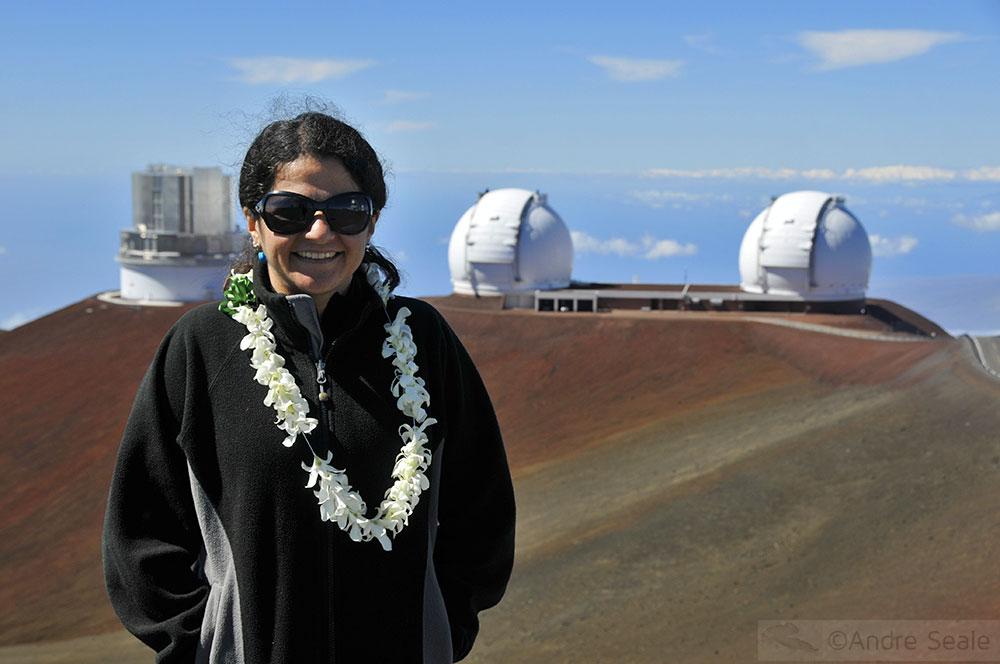 Uma Malla pelo Mauna Kea