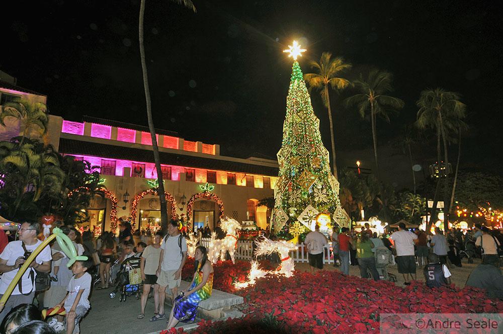 Natal no Havaí