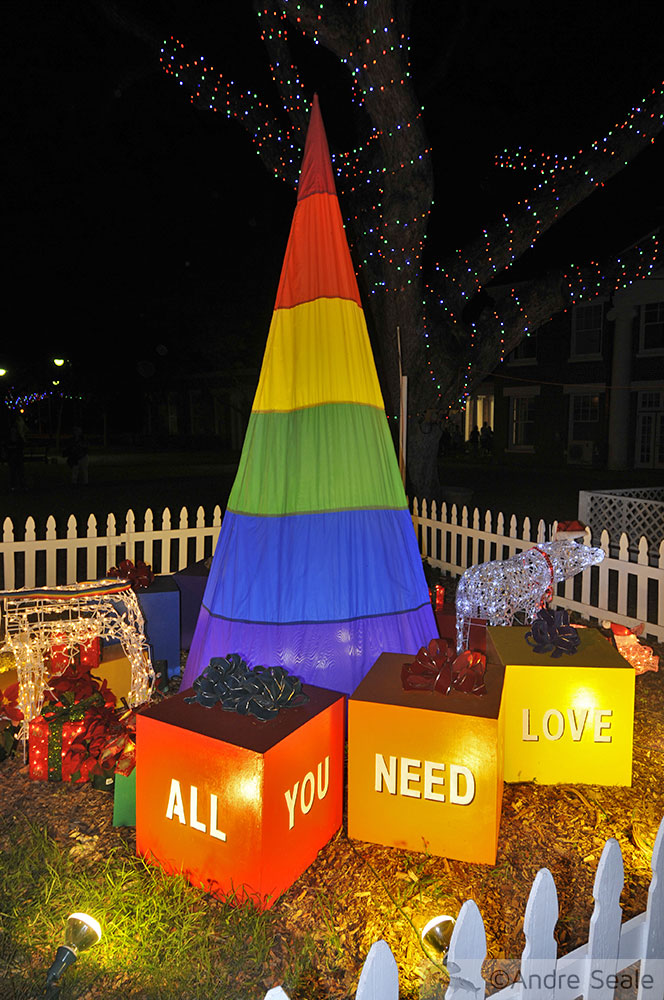 Árvore LGBTQ
