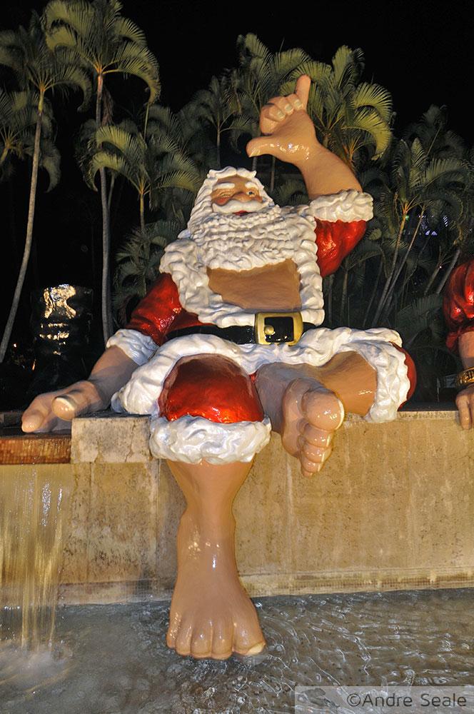 Mele Kalikimaka - o Natal no Havaí
