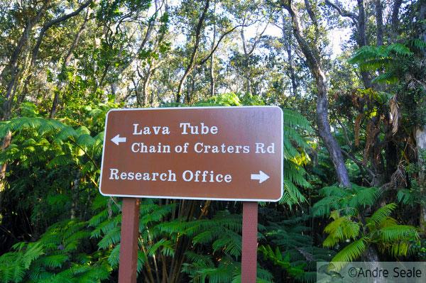 4 dias na Big Island - Lava tube