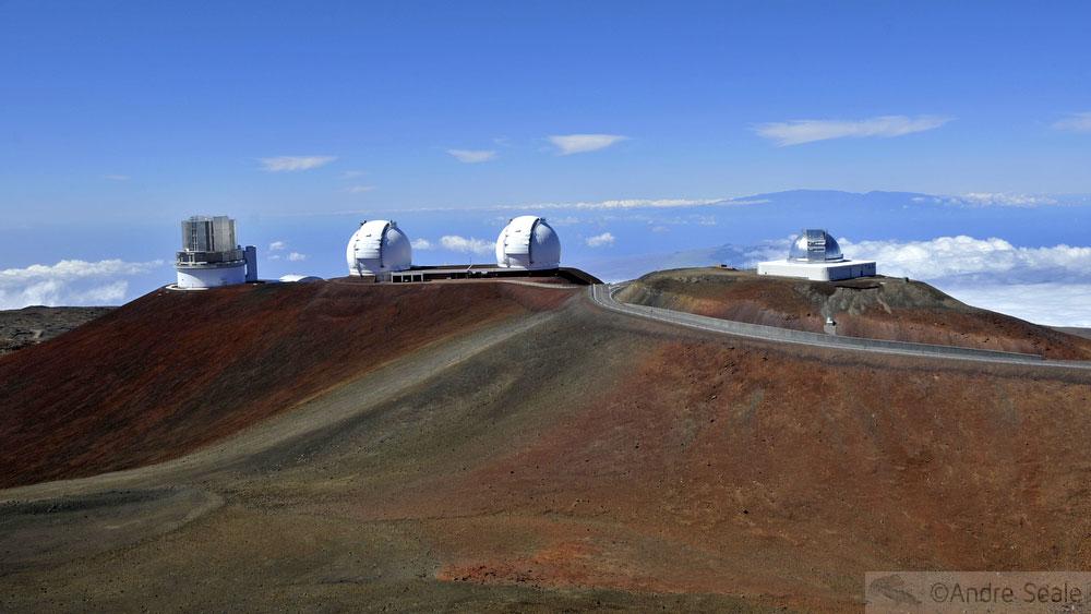 4 dias na Big Island - Mauna Kea