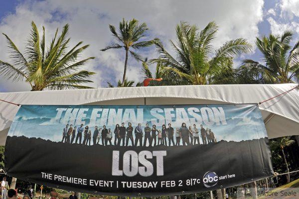 Premiere de Lost
