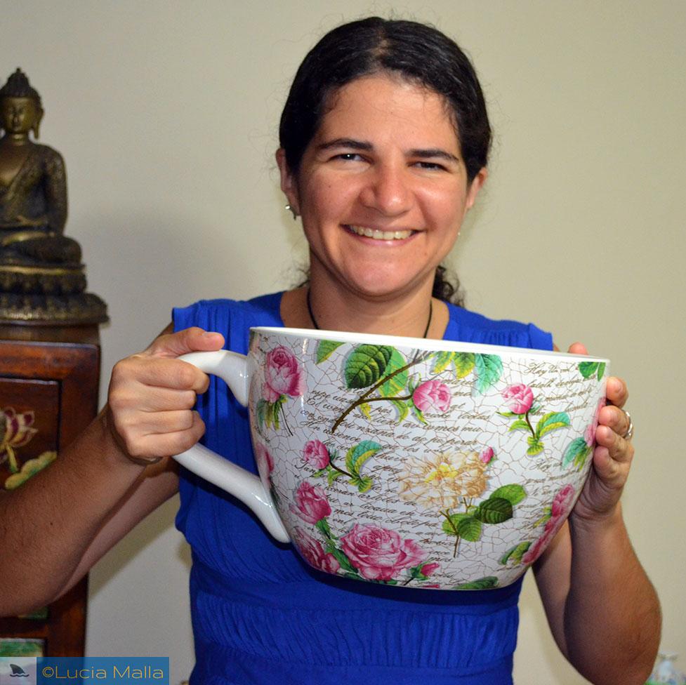 Chá de camomila calmante dos nervos