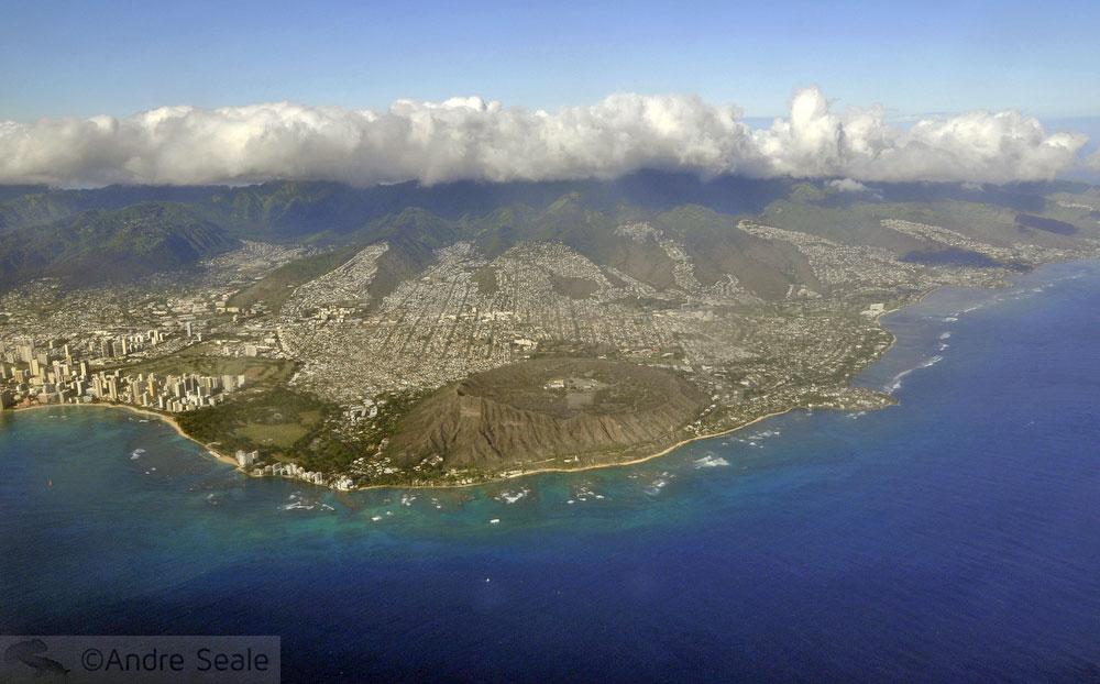 4 dias em Oahu