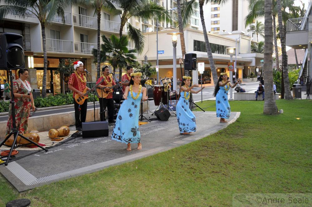 4 dias em Oahu Havaí