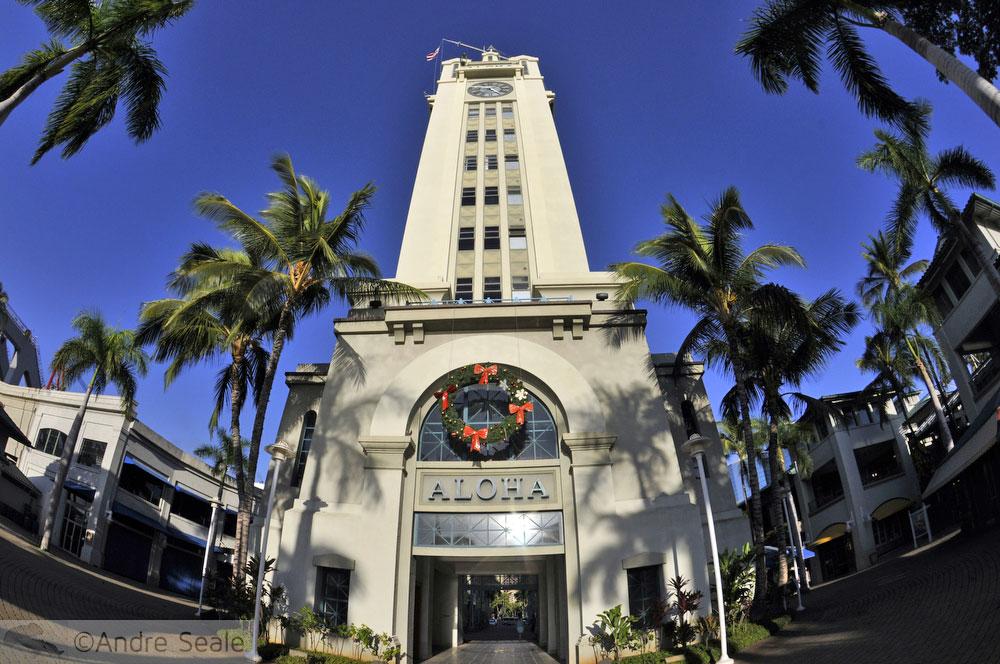 4 dias em Oahu - Aloha Tower