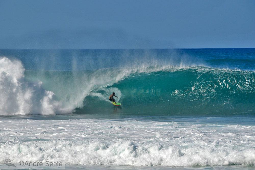 4 dias em Oahu, Havaí - Pipeline