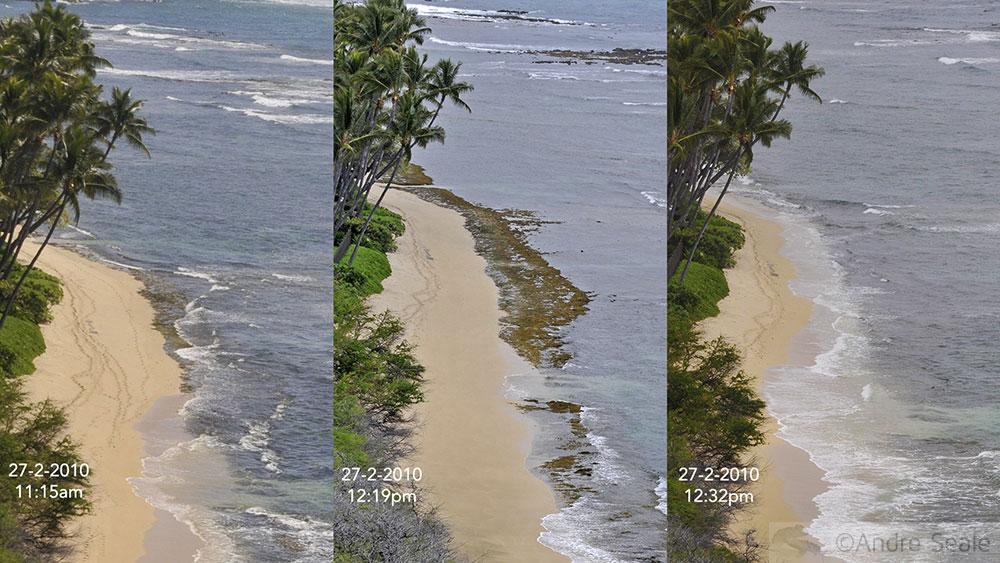 Tsunami no Havaí