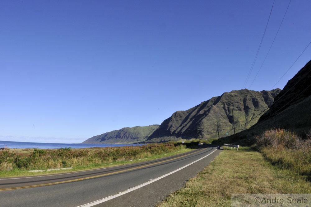 Farrington Road - West side de Oahu - Havaí