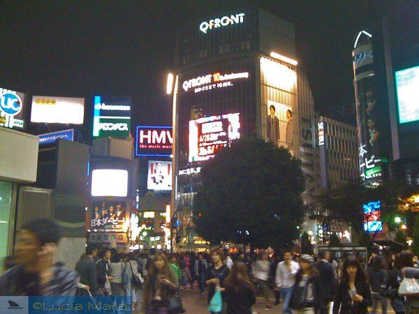 Lost in Translation em Shibuya - Tóquio
