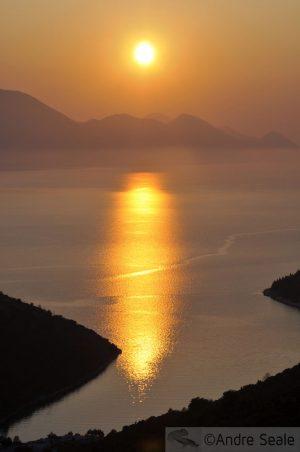Pela belíssima costa da Dalmácia