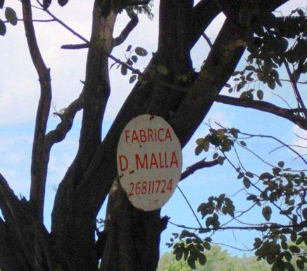 Fábrica de Malla