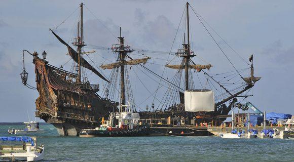 Piratas à vista!