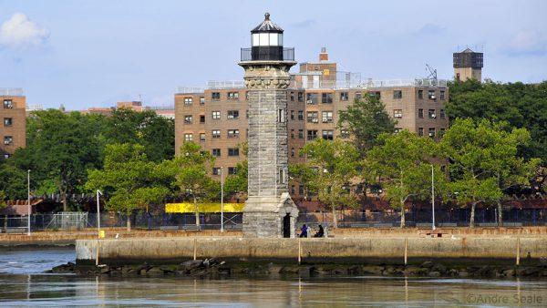Uma volta em Nova York - torre