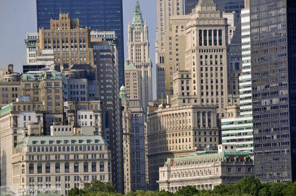Uma volta em Nova York - Wall Street