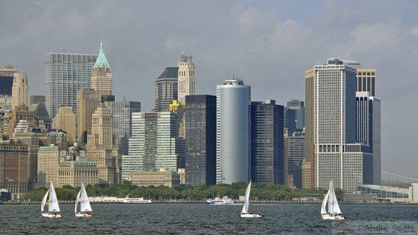 Uma volta em Nova York - Manhattan