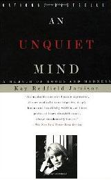 Uma mente inquieta - por Kay Redfield Jamison
