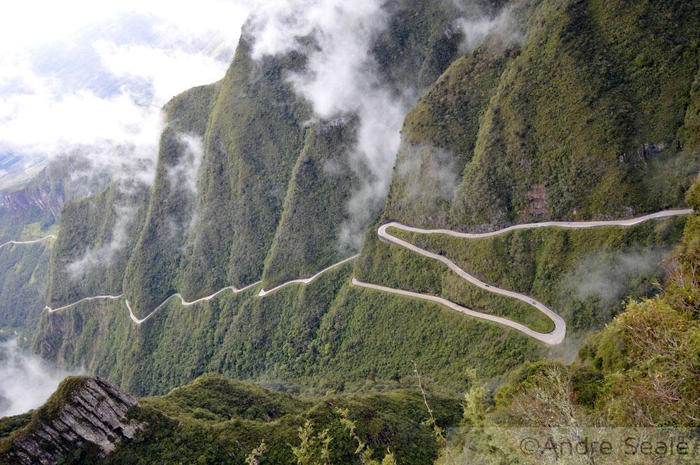 Serra do Rio do Rastro - a rodovia mais impressionante do Brasil