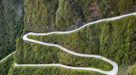 A rodovia mais impressionante do Brasil