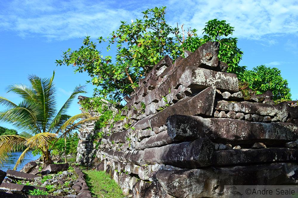 Sítio arqueológico e patrimônio UNESCO de Nan Madol