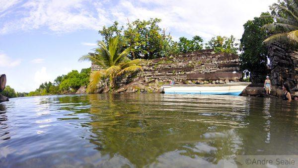 O segredo de Nan Madol