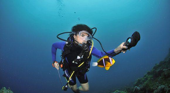 Sexta Sub: interação cômica em Pohnpei