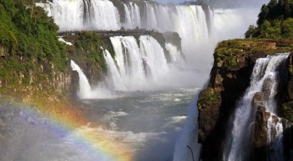 As novas 7 maravilhas naturais do planeta